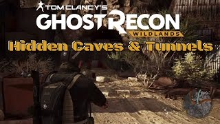 Ghost Recon: Wildlands | Hidden Cave & Tunnel