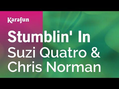 Karaoke Stumblin' In - Suzi Quatro * Mp3