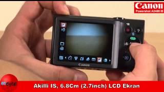 Canon PowerShot A2400 IS - http://dukkanlar.gittigidiyor.com/endijital/