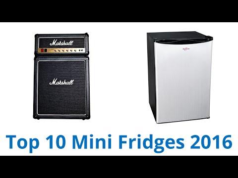10 Best Mini Fridges 2016