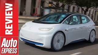 Volkswagen I.D. Concept review: VW's autonomous EV future driven!