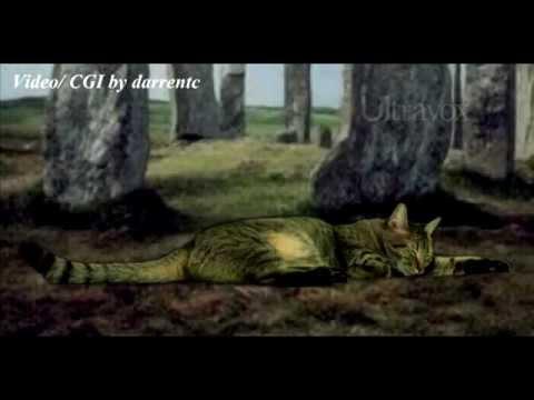 Ultravox - Lament (CGI & Cats)