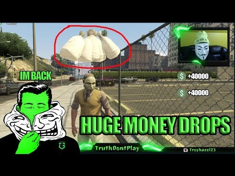 NEW GTA 5 FREE HUGE MONEY LOBBY, EVERYONE IS WELCOMED! RANK