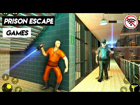 Top 3 Best Prison Escaping Games For Android