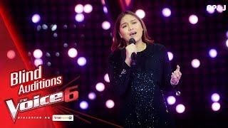 แอมป์ - สนามอารมณ์ - Blind Auditions - The Voice Thailand 6 - 3 Dec 2017