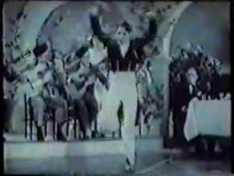 Carmen Amaya dances 1937