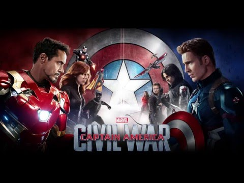 Captain America: Civil War - Cap's Promise (End Credits) Music Extended