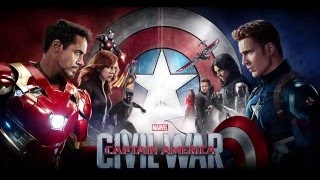 Captain America: Civil War - Cap s Promise (End Credits) Music Extended