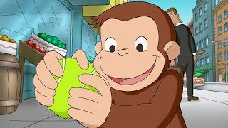 Curious George 🐵Fun Ball Talley 🐵Full Episode🐵 Videos For Kids 🐵 Kids Movies