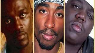Akon - Ghetto (ft. The Notorious B.I.G. & Tupac Shakur)