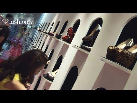 Christian Louboutin Fashion Party in Beijing! | FashionTV