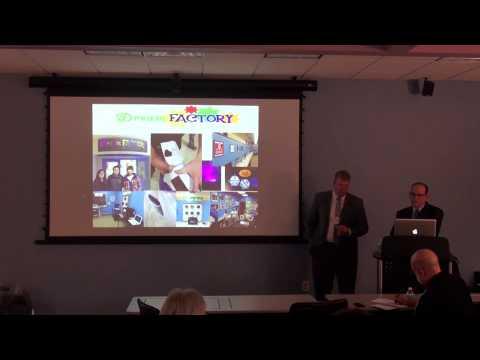 TES 2015 - Elizabeth Forward School District and the ETC: A Unique Partnership