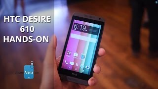 HTC Desire 610 hands-on