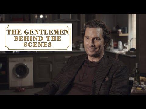 'The Gentlemen' Behind the Scenes