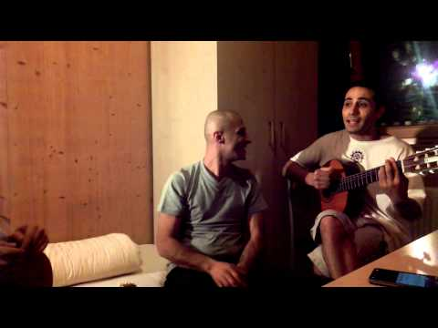 Rozhaye sakht song with guitar hamed aghili