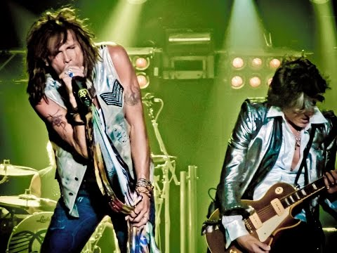 The Best 10 Songs of Aerosmith (Hard Rock/Heavy Metal)