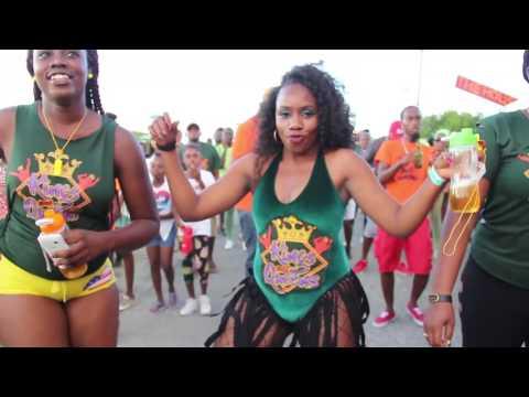 Barbuda Caribana 2017 opening parade