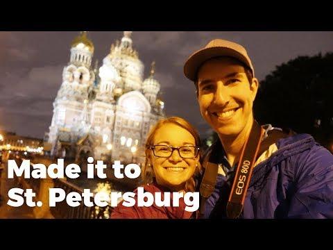 Visiting RUSSIA Visa-free - Day 75