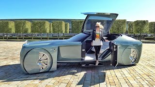 TOP 5 MOST INSANE Concept Cars Of 2016