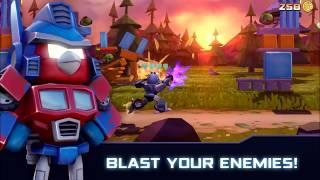 Angry Birds Transformers 1 16 4 Mod Apk Hack Mod