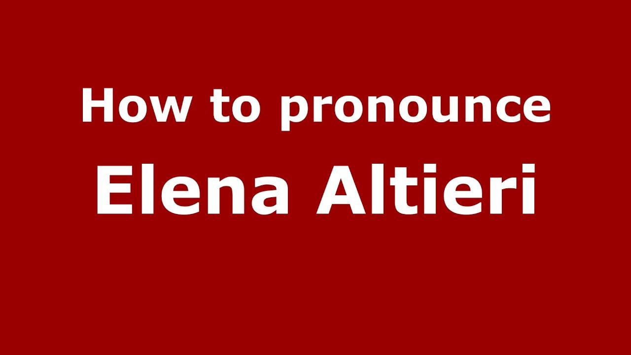 Discussion on this topic: Susan Jameson (born 1941), elena-altieri-1910-997/