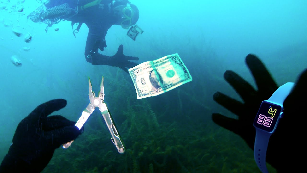 We Hit The JACKPOT! Scuba Diving After Huge Holiday