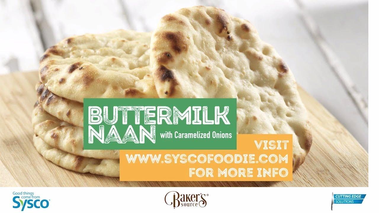 Baker's Source Buttermilk Naan