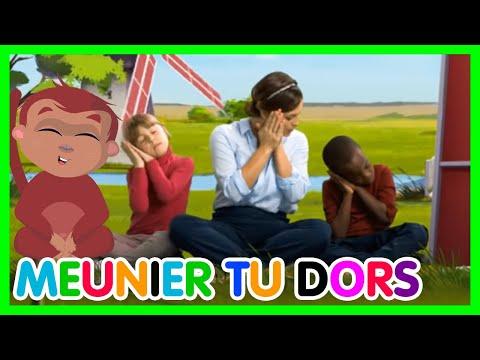 Meunier tu dors - Les Amis de Boubi (Comptine pour enfants)