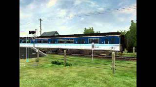 Class 150 On Microsoft Train Simulator (Cambrian Coast Line + 720HD)