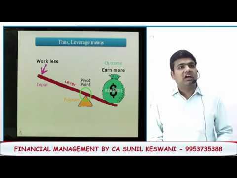 Financial Management(FM) - Leverages