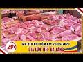Giá heo hơi ngày hôm nay 20/09/2020 Giá heo hơi tiếp tục tăng ? Cập nhật giá lợn hơi mới nhất