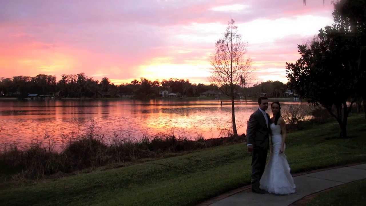Cypress Grove Estate House Orlando Wedding Djs Chuck Johnson Valerie And Jonathan S