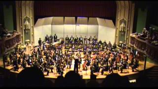 The University of Chicago Symphony Orchestra plays Wager
