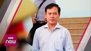 Lĩnh án 18 tháng tù, Nguyễn Hữu Linh lập tức kêu oan