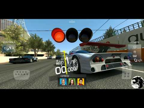 Real Racing 3 Nissan R390 GT1 Championship 12c Cup @ Melbourne (PR 65.4)