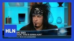 HLN Official Interview: Nikki Sixx: I was declared dead