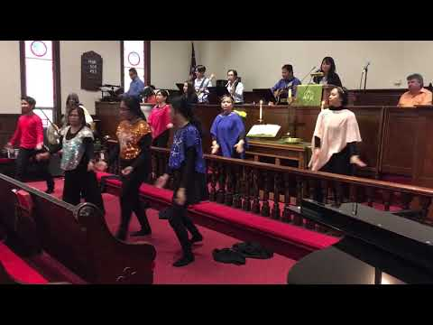 Song of Ezekiel@UMC Mt. Washington-Aldersgate