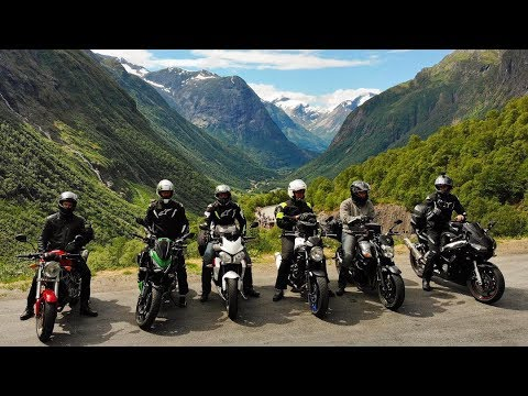 MC TRIP THROUGH THE FJORDS OF NORWAY - NEELY MEDIA