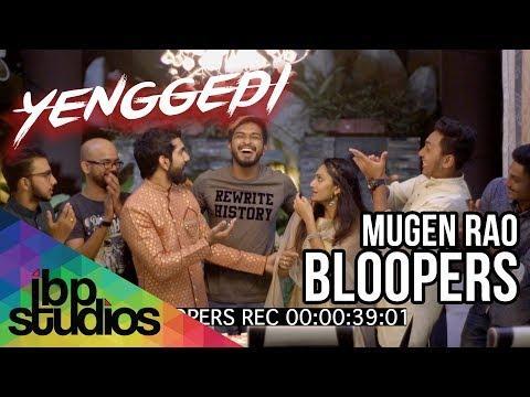 Yenggedi Best Bloopers Mugen Rao