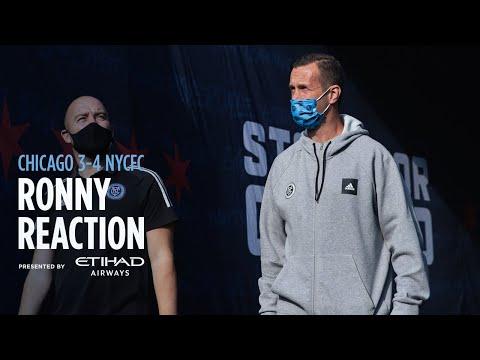 Ronny Deila Reaction | Chicago Fire 3-4 NYCFC