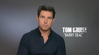Barry Seal: American Traffic - featurettes & making-of (Tom Cruise, Doug Liman)