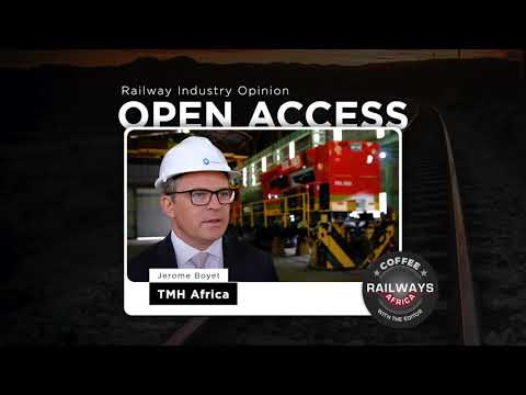 Railway Industry Opinion On Open Access - TMH Africa