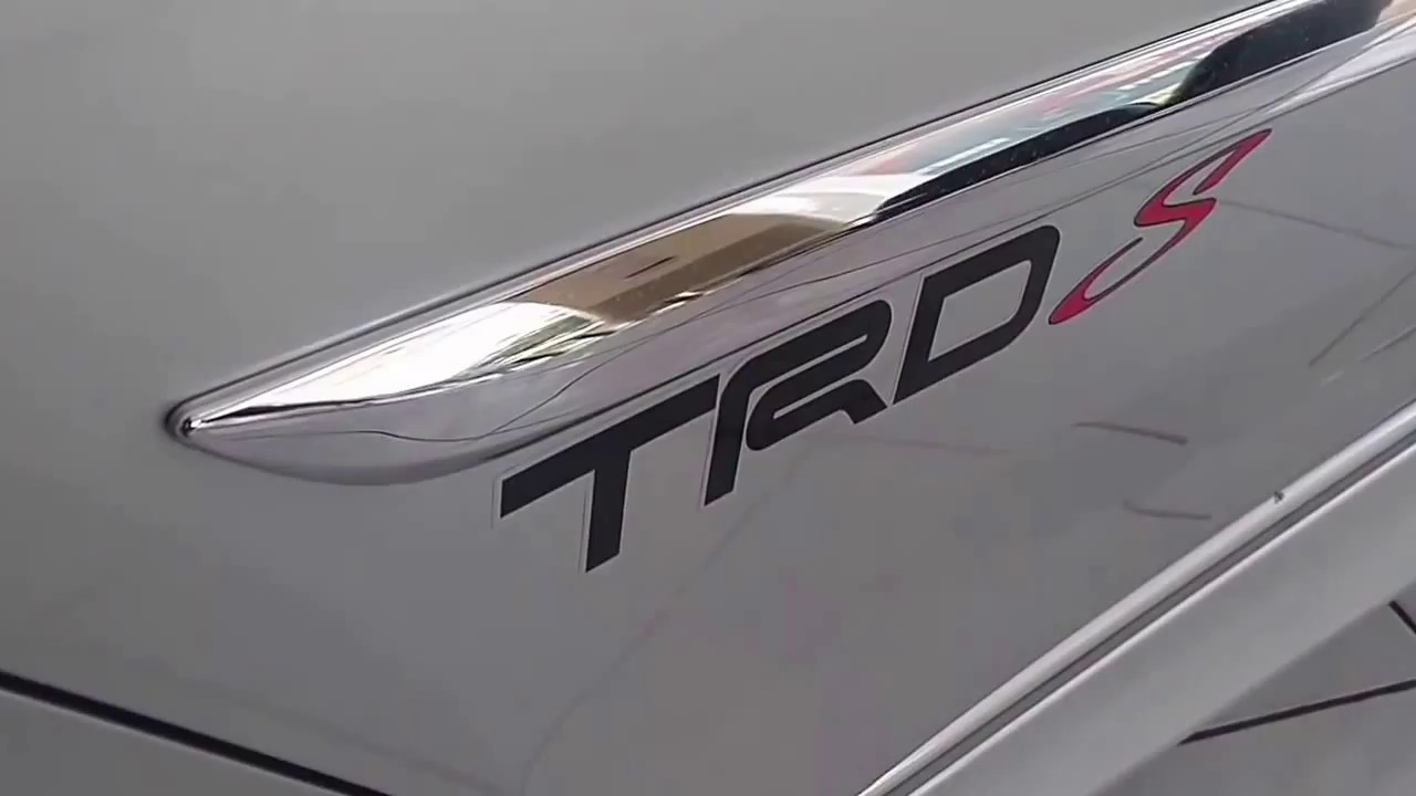 Review Toyota Agya TRD S M T YouTube