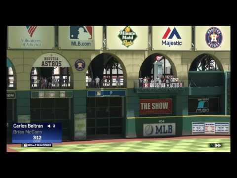 Home Run Derby Tournament Astros