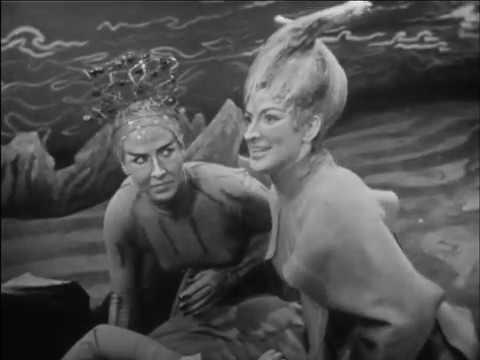 """Weber: """"Oberon"""" (1962, Fricke, Wenglor, Ritzmann, Verfilmung)"""