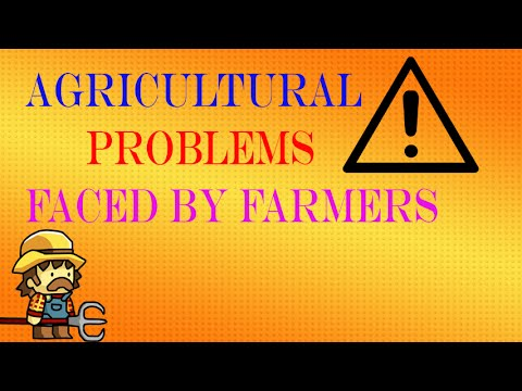 problems faced by indian farmers The number of small and marginal farmers is more in india these farmers hardly produce for the market the market, therefore, depends more on big farmers the output of these few big farmers will have to reach different markets the net result is that the quantity of agricultural goods available will be inadequate in relation.