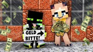 1 NACHT ALS OBDACHLOSE... ✿ Minecraft [Deutsch/HD]