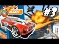 HOT WHEELS RACE OFF: MUSCLE - Lvl 28 - Racing FAILS and WINS - Truck and Car racing game