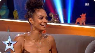How In Tune Are Stephen and Alesha?   Semi-Final 5   Britain's Got More Talent 2017