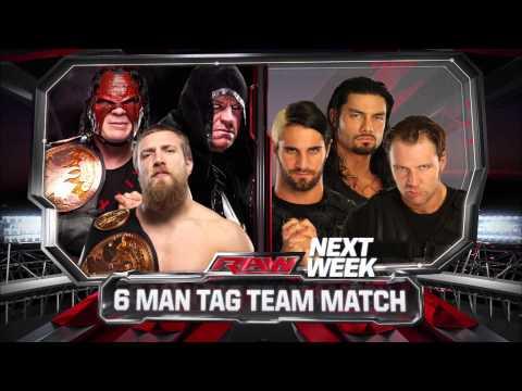 WWE Monday Night Raw En Espanol - Monday, April 15, 2013